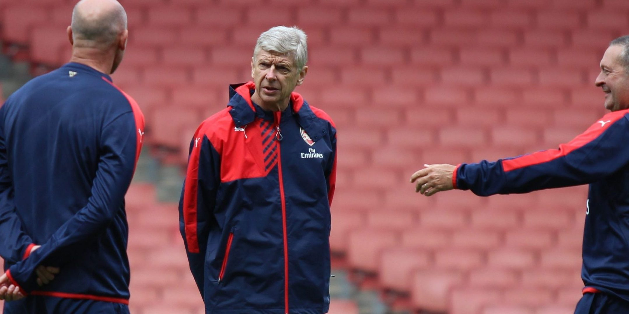 Cold water treatment: Hey Arsene Wenger - Here is the Science...