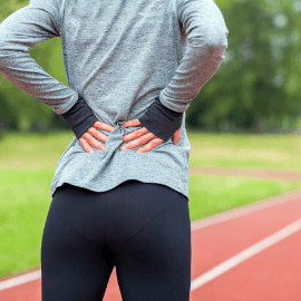 Muscle and joint strain